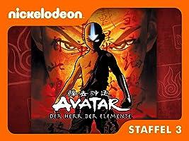 Avatar - Der Herr der Elemente Staffel 3