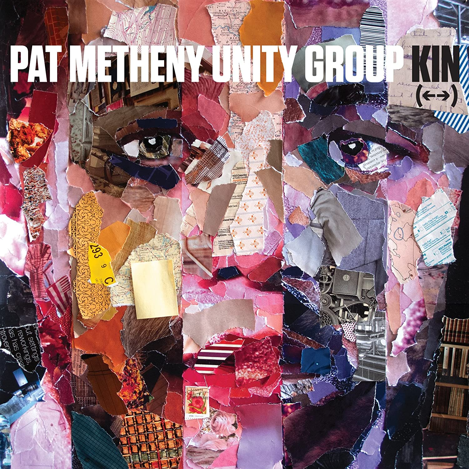 Pat Metheny - Kin cover