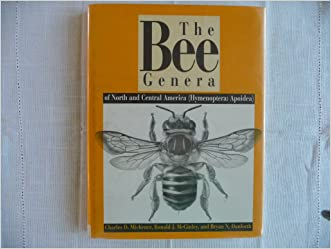 The Bee Genera of North and Central America (Hymenoptera:Apoidea)