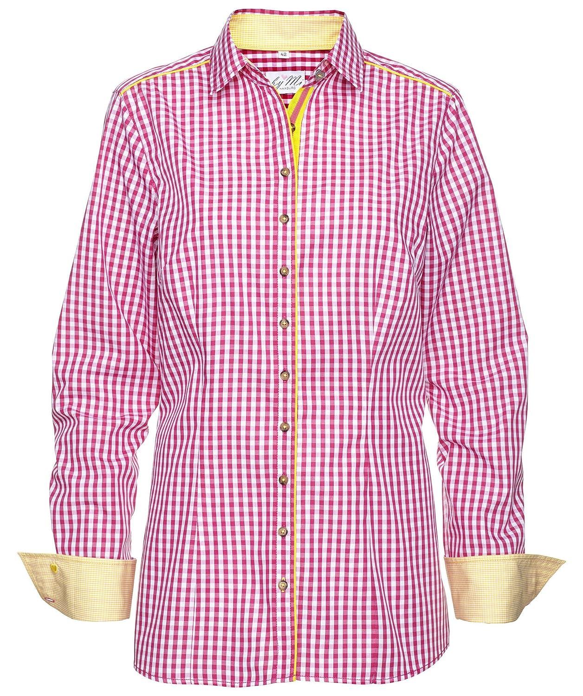 byMi Damen Bluse 'Bambi Babe' – pink günstig online kaufen