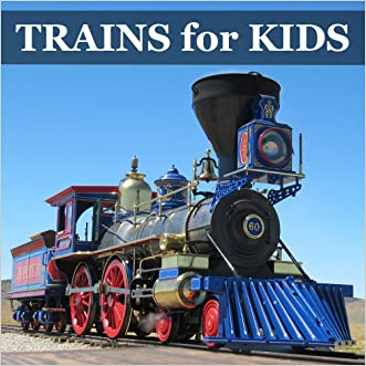 Kids Books: Trains and Railroads for Kids [kids picture book]