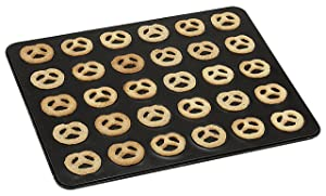 Zenker 3486 - Molde de Teflon para galletas, 42 x 32 centímetros   revisión y más información