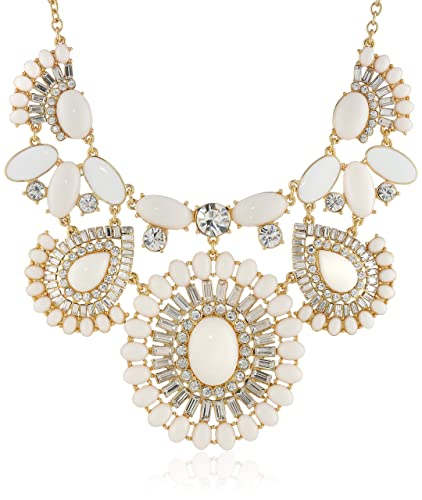 "kate spade new york ""Capri Garden"" Statement Necklace, 18"""