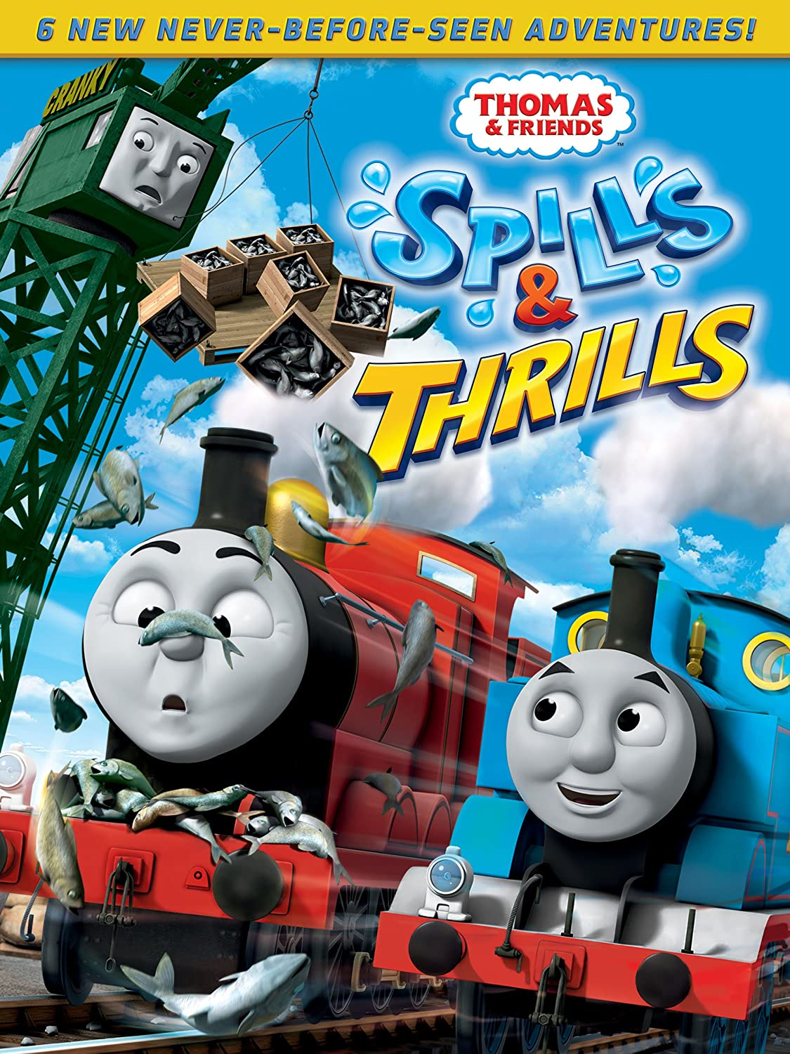 http://www.amazon.com/Thomas-Friends-Spills-Thrills/dp/B00HHYF5CU/