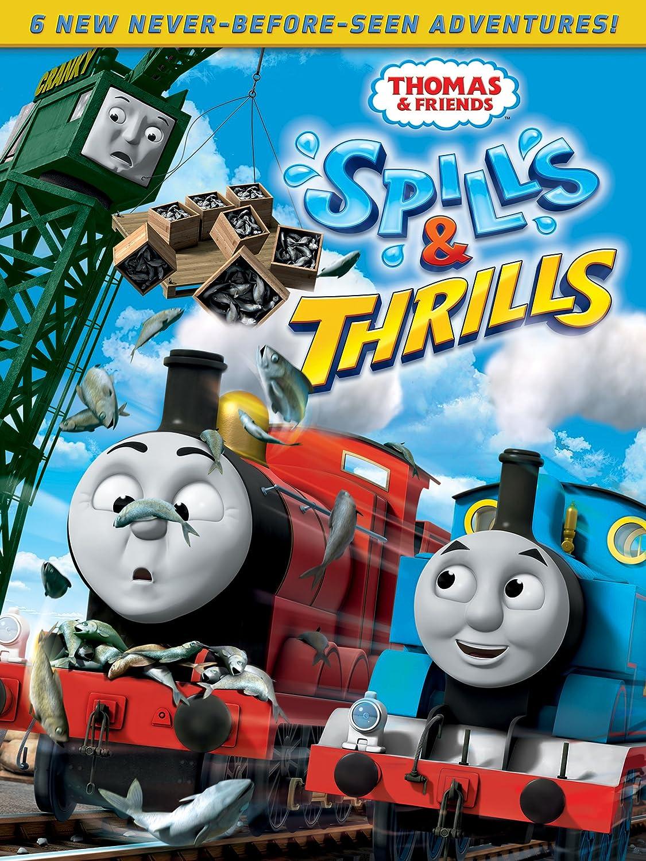 http://www.amazon.com/Thomas-Friends-Spills-Thrills/dp/B00HHYF5CU/