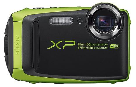 """Fujifilm Finepix XP90 Appareil Photo Numérique Compact - Ecran LCD 3"""" - Zoom Optique 5x - Noir"""