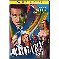 The Amazing Mr. X 1948 The Film Detective