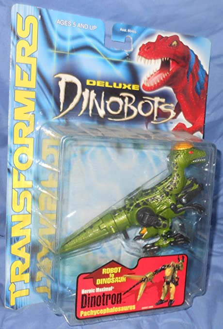 Transformers dyno bots [deluxe size] Dainotoron (japan import)