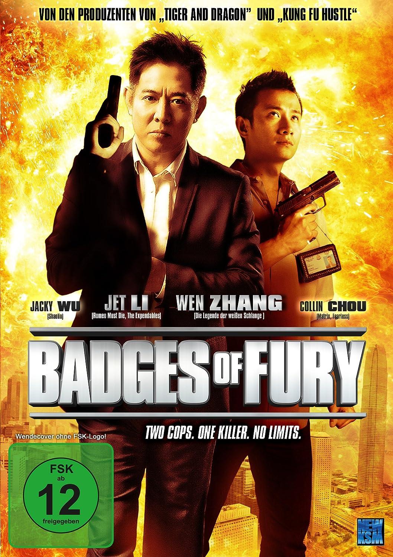 Badges of Fury, DVD