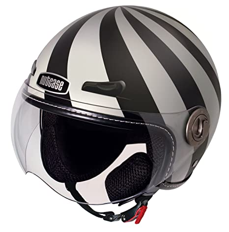 NUTCASE moto nMTO - 1016 hypnotic casque de moto