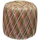 Coats Crochet Classic Crochet Thread, 10, Pink Cameo (Color: Pink Cameo, Tamaño: 10)