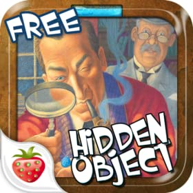 Hidden Object Game FREE - Sherlock Holmes: The Blue Diamond