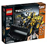LEGO Technic 42030 Remote Controlled Volvo L350F Wheel Load (Color: Yellow, Tamaño: large)