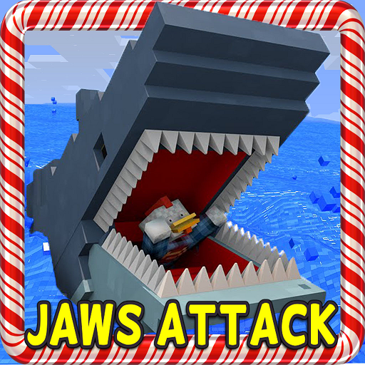 Jaws Attack - Survival On Sea
