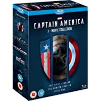 Captain America 3 Movie Collection