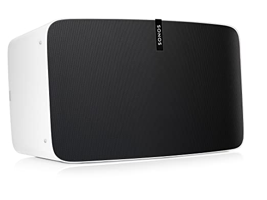 SONOS PLAY:5 - Ultimate Smart Speaker for Streaming Music (Black): Electronics