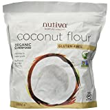 Nutiva Organic Coconut Flour - 1 lb (Tamaño: 16 oz)