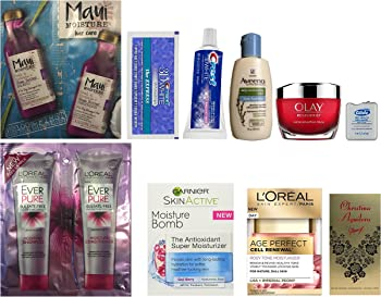 Women's Daily Beauty Sample Box + $7.99 Amazon credit