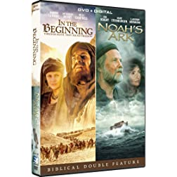 In the Beginning and Noah's Ark Double Feature