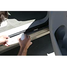 "XPEL Clear Universal Door Sill Guard (60"" x 2.75"") Paint Protection Film Kit"
