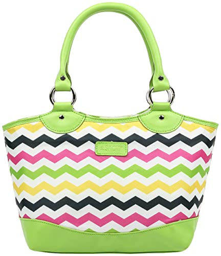 Sachi Insulated Lunch Bags Style 36 Printed Lunch Tote