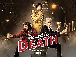 Bored to Death Season 2