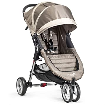 Amazon.com : Baby Jogger City Mini Stroller In Black, Gray Frame : Lightweight Strollers : Baby