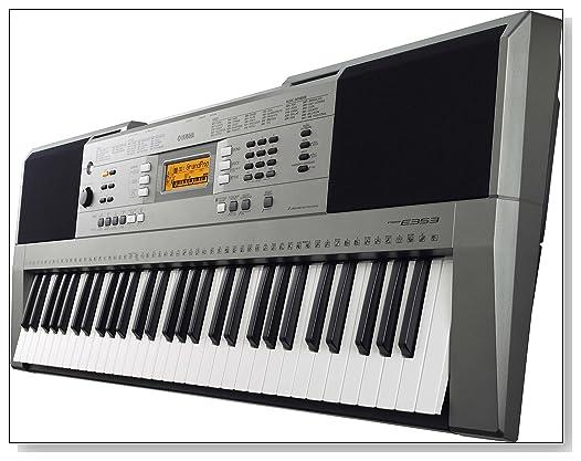 Yamaha PSRE353 61-Key Portable Keyboard Review