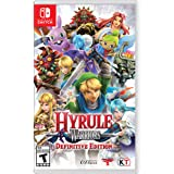 Hyrule Warriors: Definitive Edition - Nintendo Switch