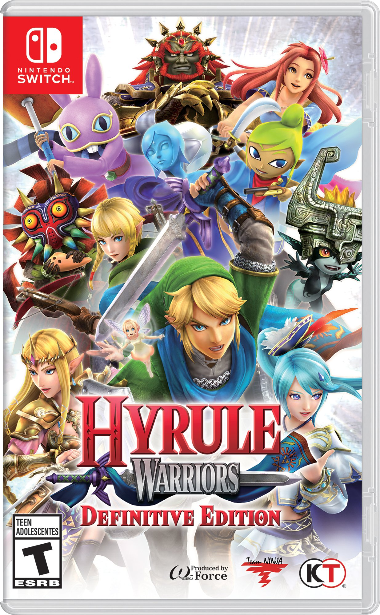 Nintendo Hyrule Warriors