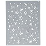Hero Arts DI409 Fancy Dies, Snowflake Confetti (Color: Snowflake Confetti)