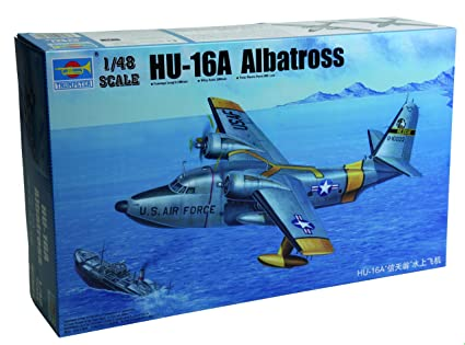 USAF HU-16A Albatross (Plastic model)