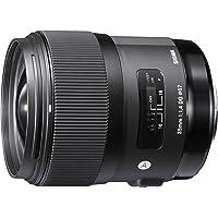 Sigma 35mm f/1.4 DG HSM Auto Focus Lens for Canon EOS Cameras + Sigma USB Dock