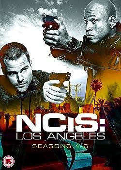 NCIS Los Angeles on DVD