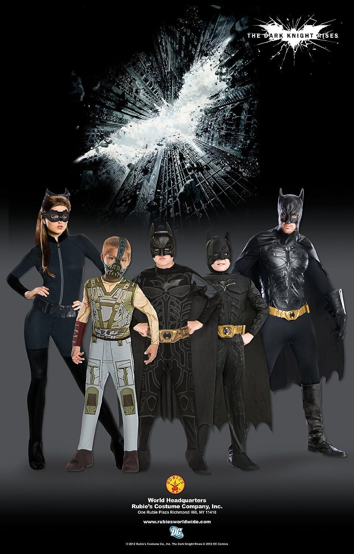 Buy Batman The Dark Knight Rises Three-Fourth Bane Mask, Multi ...
