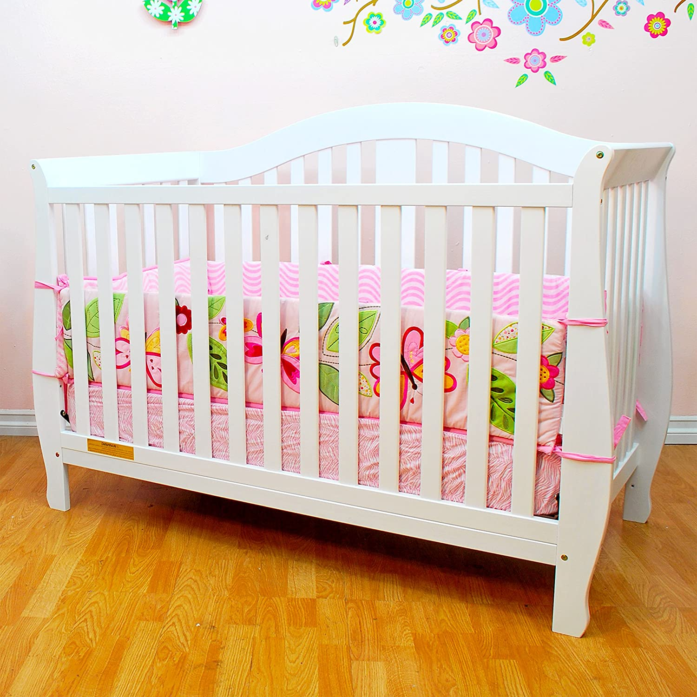 Athena Desiree 4 in 1 Convertible Crib