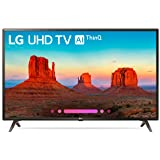 LG Electronics 49UK6300PUE 49-Inch 4K Ultra HD Smart LED TV (2018 Model) (Color: Brown, Tamaño: 49-inch)