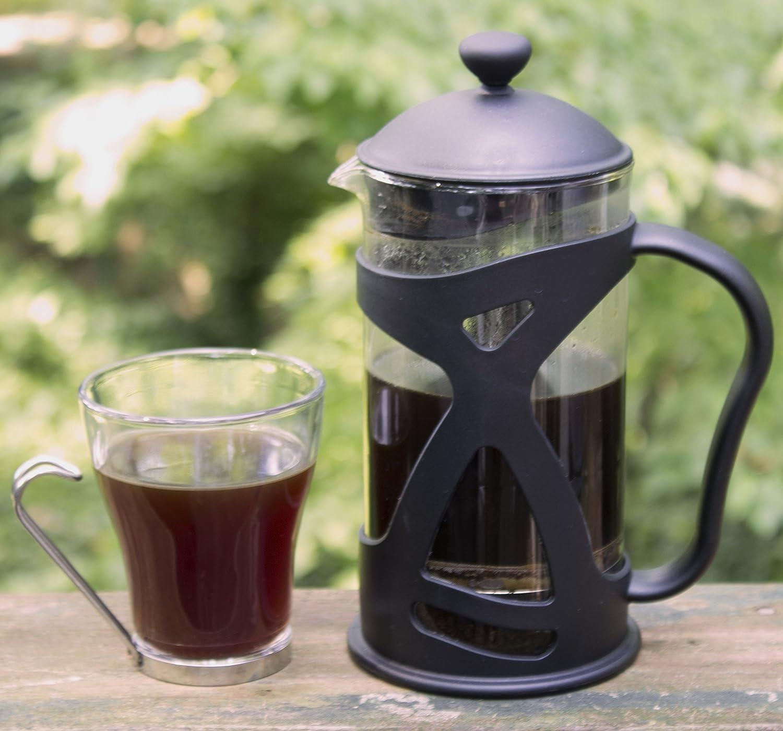 French Press Coffee Tea