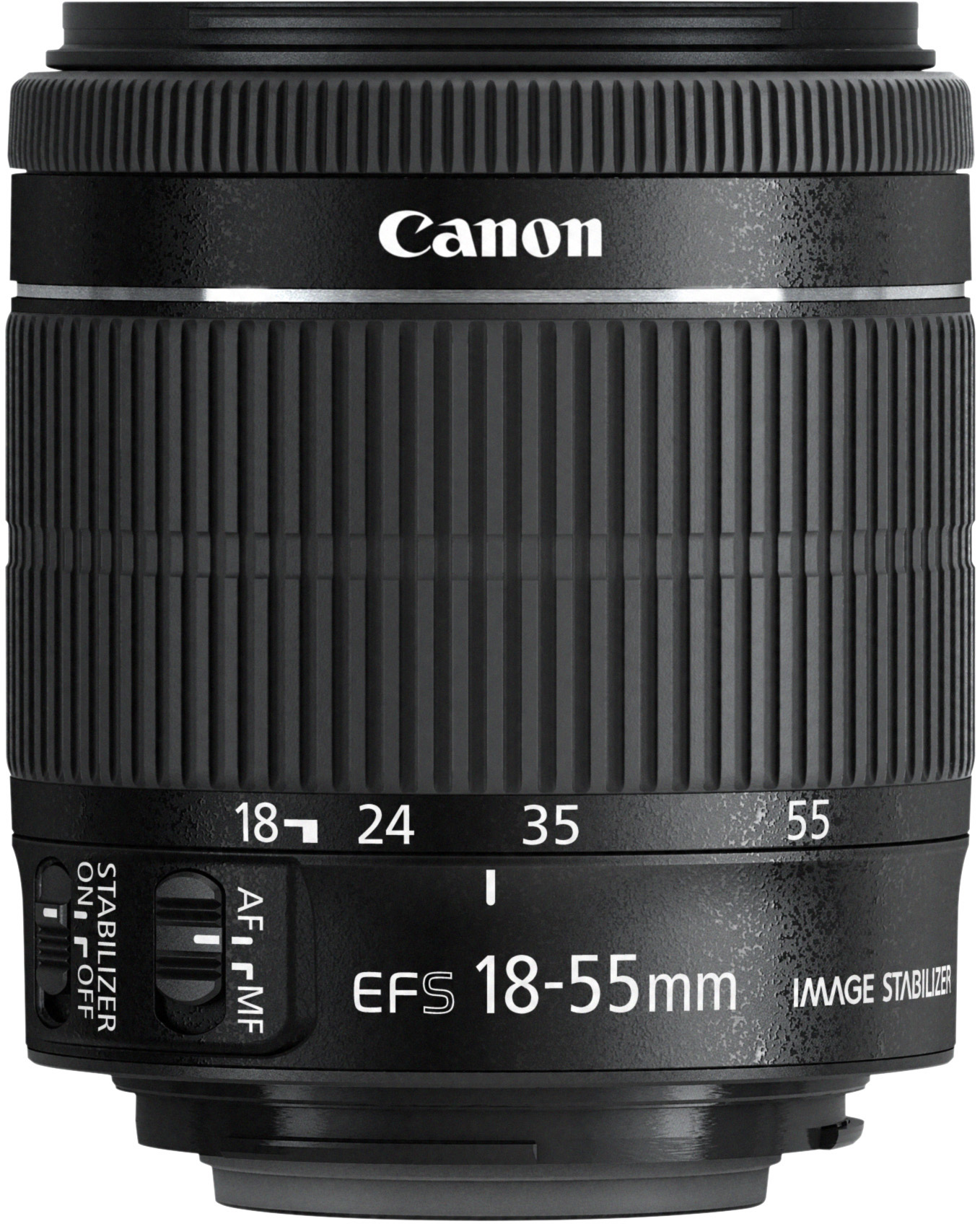 Canon EF-S 18-55mm f/3.5-5.6 IS STM Zoom Lens