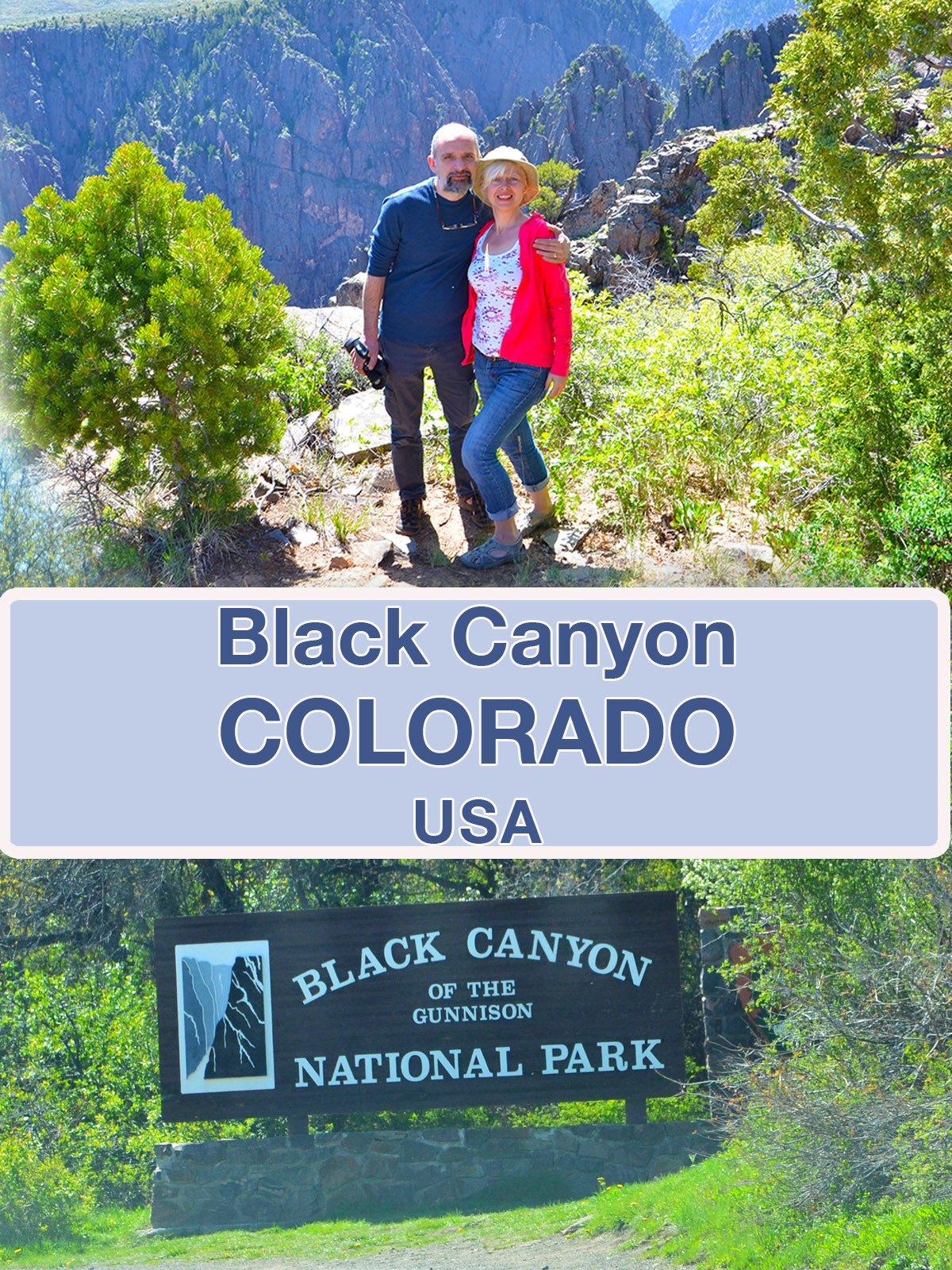 Black Canyon, Colorado, USA