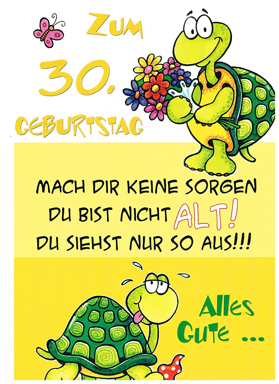30 Geburtstag Mann