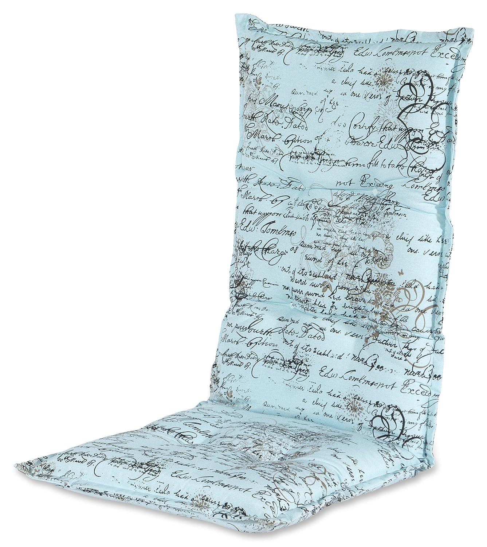 Hartman 14105237 Kissen Hochlehner 123 x 50 cm, Dessin Memories blau online kaufen