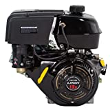 Lifan LF188F-BQ 13 HP 389cc 4-Stroke OHV Industrial Grade Gas Engine with Recoil Start and Universal Mounting Pattern
