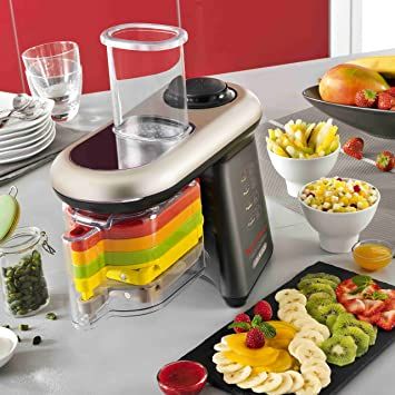 info for thoughts on best price Moulinex DJ905810 Fresh Express Cube and Stick Mandoline ...