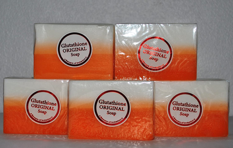 Kojic Acid & Glutathione Dual Whitening/Bleaching Soap
