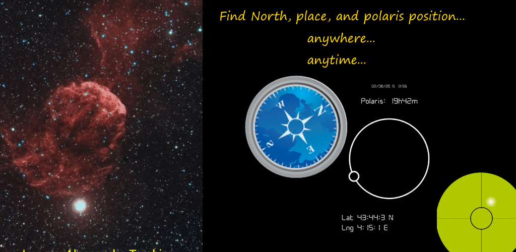 Amazon.com: Astronomy Tools - Polar Align.: Appstore for ...