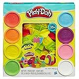 Play-Doh Numbers, Letters, N' Fun (Color: Multi, Tamaño: 1 Pack)