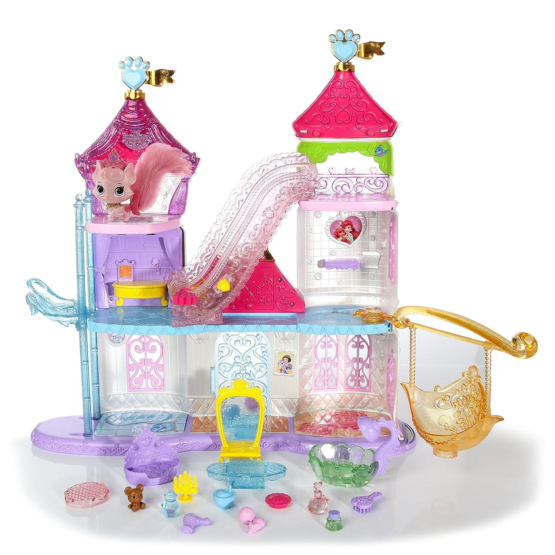 Disney Princess Palace Pets Magical Lights Castle Playset