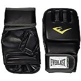 Everlast Train Advanced Wristwrap Heavy Bag Gloves (Small/Medium)