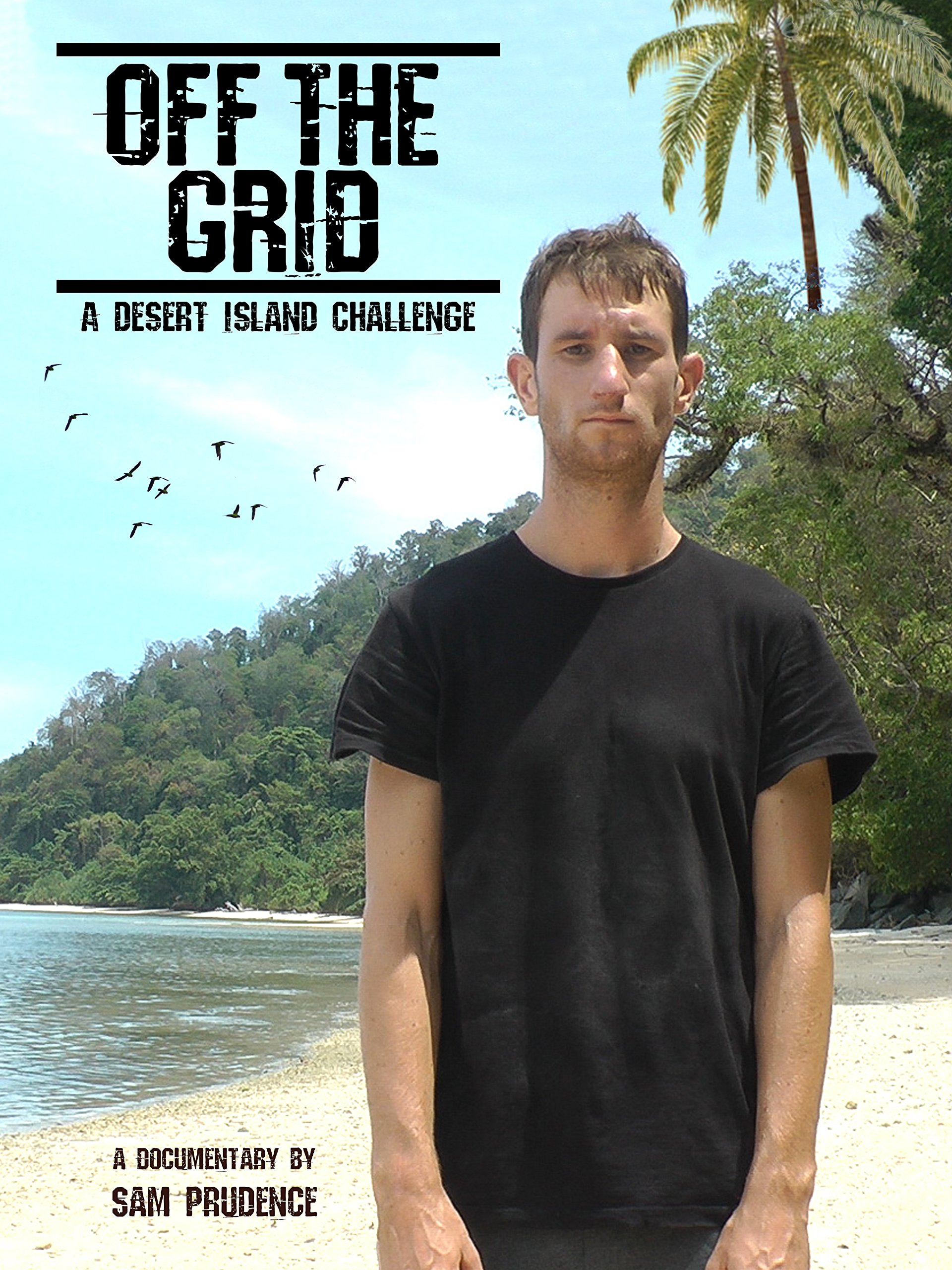 Off The Grid: A Desert Island Challenge